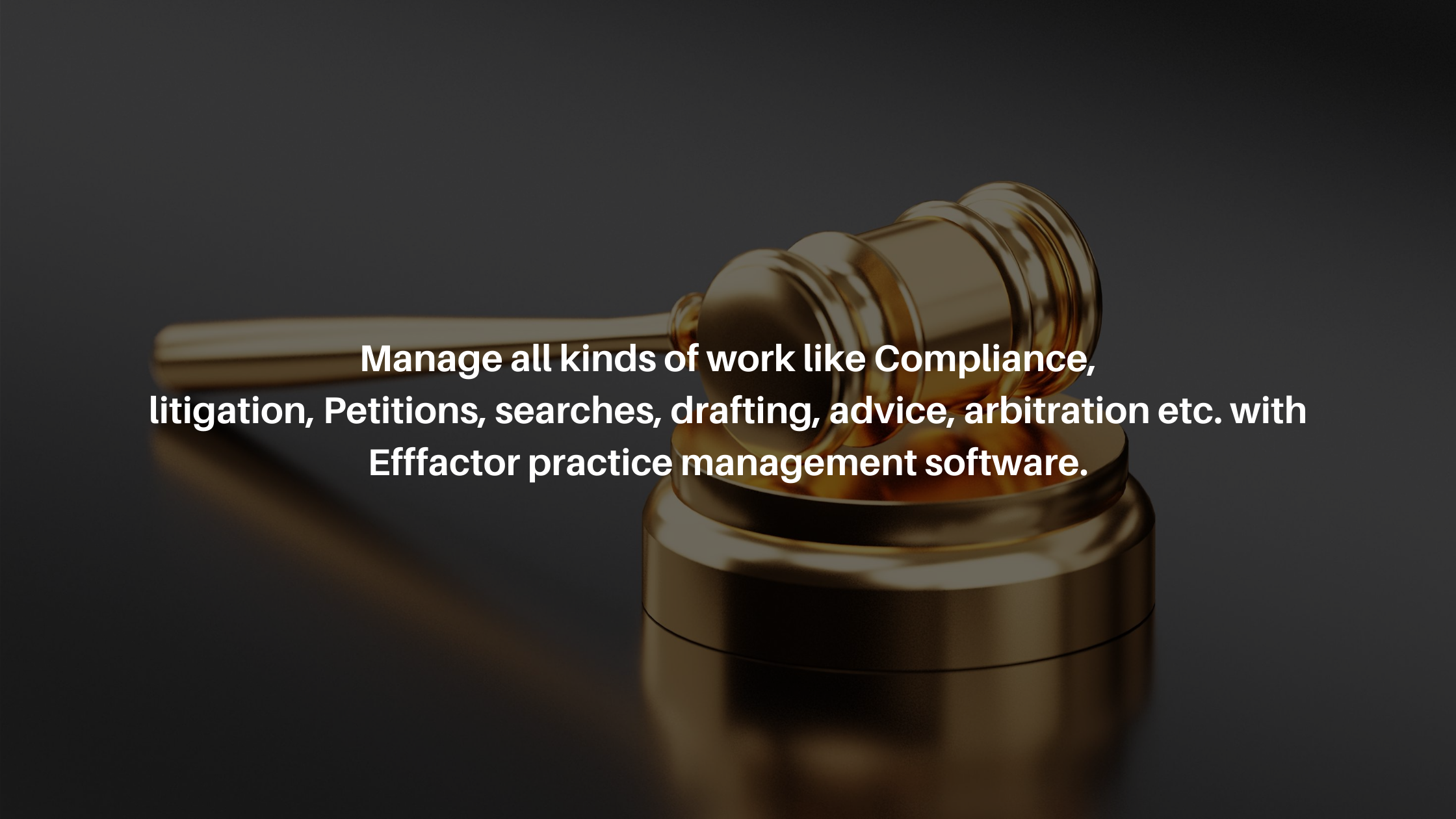 case management and workflow software for law firms